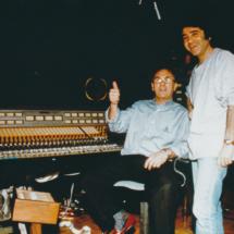 Al Schmitt et Cyril Assous